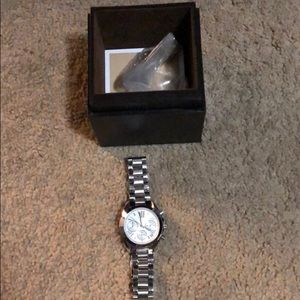 EUC Authentic Michael Kors Bradshaw Watch
